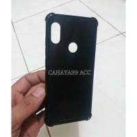Case Anticrack Fiber Xiaomi Redmi Note 6 / Pro Anti Crack Knock Shock