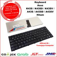 Keybaord Laptop Asus K43S Asus K32SJ K43SV K43SD A43S A43SD A43SV