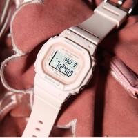 Jam Tangan Wanita Baby-G BGD-560-4DR Pink Peach Original BM