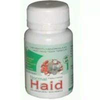 obat herbal ampuh melancarkan dan menormalkan haid kapsul normal haid