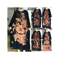 daster murah batik jumbo lengan panjang baju tidur wanita hamil Merant