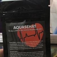 Aquasehat bacteri starter sachet Original