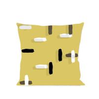Bantal Sofa/Dekorasi Gold Paint #4