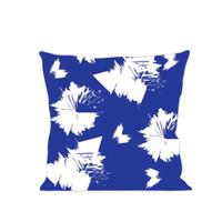 Bantal Sofa/Dekorasi Blue Paint