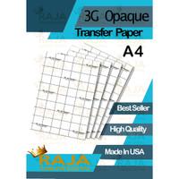 Transfer paper 3G opaque dark A4 USA