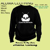Sweater Logo Cosmic Reads - Aldira Clothing