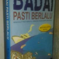 novel BADAI PASTI BERLALU