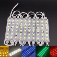 Lampu LED Modul 6 Mata 1 Strip led smd 5050 / isi 20 STRIP