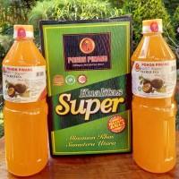 sirup markisa super 1 liter asli pohon pinang medan marquisa