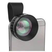 Aukey Optic Pro 2x Telephoto Lens Angle Fish Eye for Smartphone - PL-B