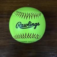 EKSLUSIF Bola Baseball Rawlings 9 inc