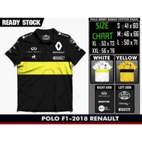 POLO Shirt F1 - RENAULT 2018