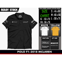 POLO Shirt F1 - MCLAREN 2018