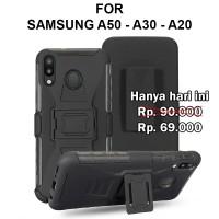 FUTURE ARMOR case Samsung A50 - A30 - A20 softcase casing back cover