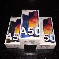 Samsung Galaxy A50 Garansi Resmi SEIN 4/64GB BNIB Segel utuh