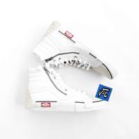 Sepatu Vans Sk8 Hi Reissue Cut And Paste CAP White Murah