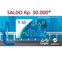 Kartu Jak Lingko untuk angkot,busway,LRT/MRT/kereta dll