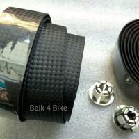 Bartape bar tape stang handlebar sepeda harga sepasang