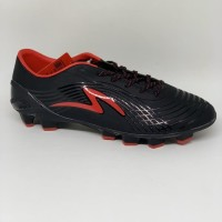 New..Sepatu bola specs original Accelerator Infinity 19 FG Black red n