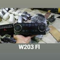 Climate Control / Switch AC Mercedes-Benz W203 Face Lift C-Class