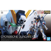 RG 1/144 Crossbone Gundam Cross Bone X1 X-1 BANDAI