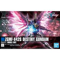 HG 1/144 HGCE DESTINY GUNDAM ZGMF-X42S Seed BANDAI