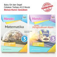 Paket Buku Soal Mandiri Kelas 9 SMP 3 Matematika IPA Erlangga Terbaru