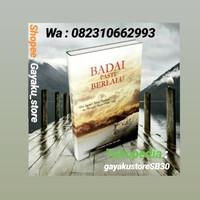 Buku Badai Pasti berlalu by CHANDRA PUTRA NEGARA (ori)