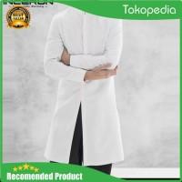 Baju Koko India Kemeja Pria Muslim / Kurta Kaftan Indian Robe Men -