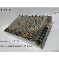 Power Supply S - 50 - 9 KINOGAWA