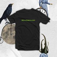 Kaos Billie Eilish Dengan Kearifan Lokal