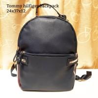 Tommy hilfiger backpack tas asli original bag branded bag