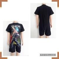 Wetsuit & Drysuit 2825 Baju Renang Anak Tanggung Transformer Wetsuit &