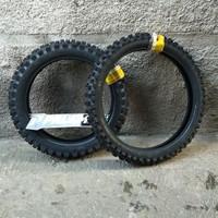 Ban Dunlop DGX 21 Dan 18 100 100 KLX 150 CRF Trail Depan Belakang