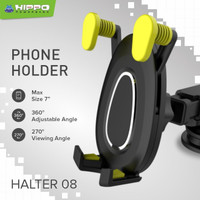 Hippo Halter 08 Universal Mount Car Holder Mobil