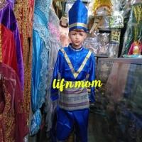 baju adat padang TK # sumatera barat # adat anak anak