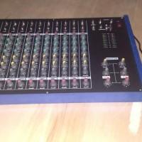 Audio Mixer Lokal 12 channel Rakitan plus efect