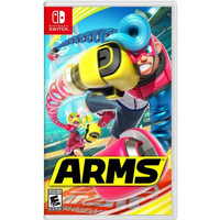 Switch Arms English MDE US Cover