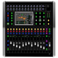 Topp Pro DM 24.8 / Top Pro DM 24.8 24 Channel Digital Mixer Original