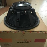 Speaker Component 18 inch ACR Fabulous PA100182 MKII SW