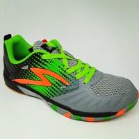 Sepatu olahraga specs quicker granite green original new 2018 KUALITAS