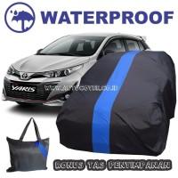 cover body mobil/axsesoris/sarung mobil toyota yaris waterproof
