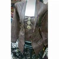 Kebaya Kutu Baru Klasik/Baju Kebaya Lurik Khas Jogja Solo