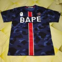 Bape x PSG Jersey 100% Original
