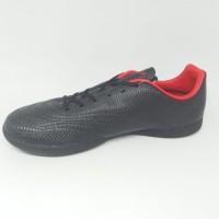 Ori Kicosport sepatu futsal specs ricco black red original new 2019