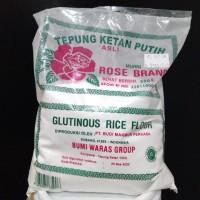 Tepung ketan putih rosebrand