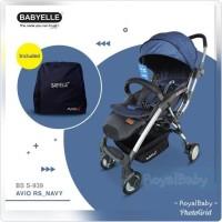 Stroller Baby Elle Avio Rs S928