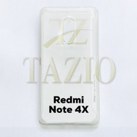 CASE IPAKY FOCUS CLEAR XIAOMI REDMI NOTE 4 / 4X TPU BACKCASE