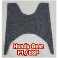 Karpet Mie/Bihun Honda BEAT F1 pijakan alas kaki Motor Beat ESP/FI