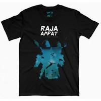 Scuba T-Shirt Raja Ampat ( Bali Dive Shop )
